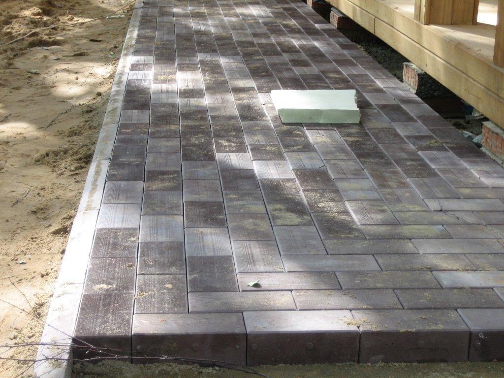 Как сделать черный бетон